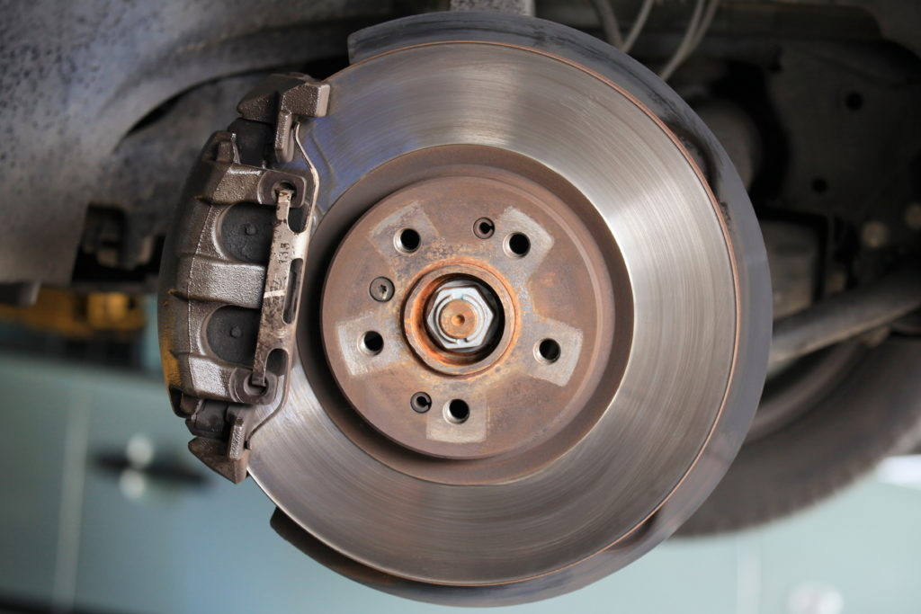 how to know which brake grinding
